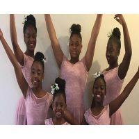 Ashanti Cultural Arts Intermediate Modern and Ballet Dance Class