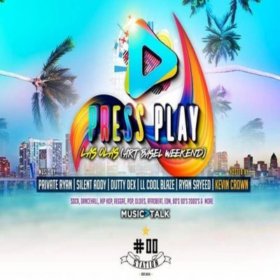 Press Play Las Olas