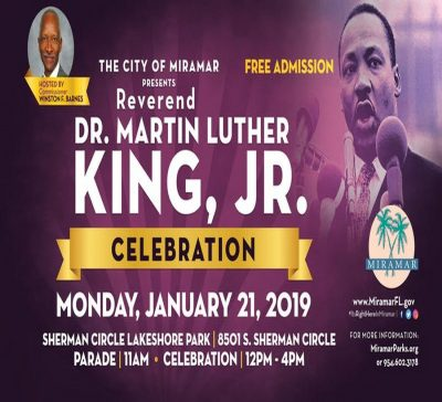 Martin Luther King Jr. Celebration 2019