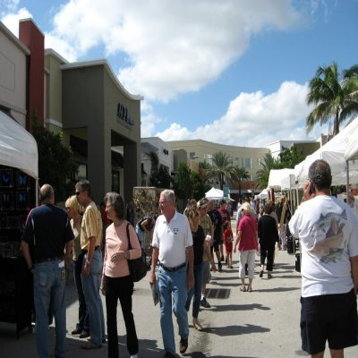 The Coconut Creek Craft Festival