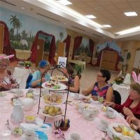 City of Pembroke Pines Annual Spring Tea Party