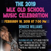 The 2019 MLK Old School Music Celebration