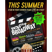 Next Stop Broadway - Summer Camp - Teen Theatre Project