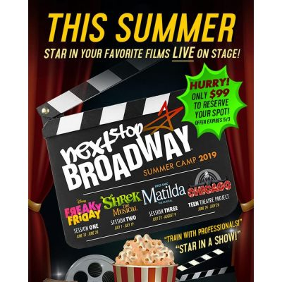 Next Stop Broadway - Summer Camp - Youth Camp