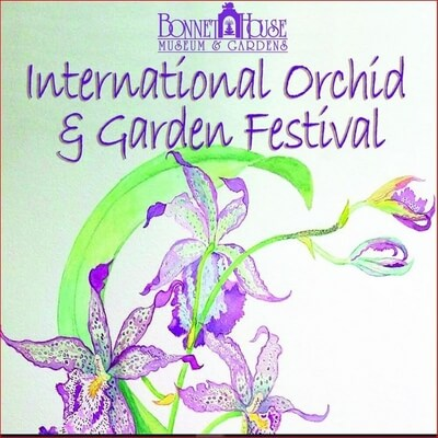 Bonnet House International Orchid & Garden Festival