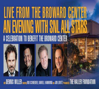 Dennis Miller, Rob Schneider, Darrell Hammond &amp...