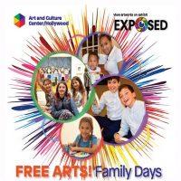 FREE ARTS! Family Days