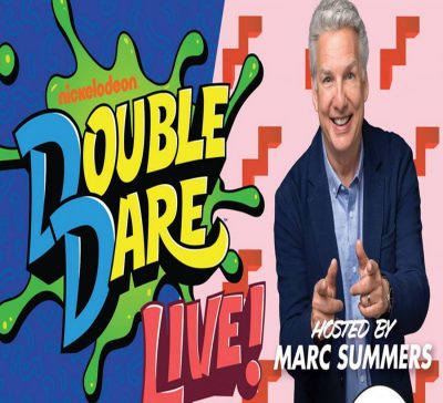 Double Dare LIVE! hosted by Marc Summers