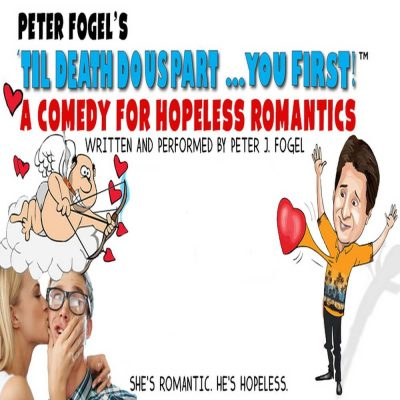 Peter Fogel's 'Til Death Do Us Part…You Firs...