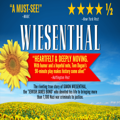 WIESENTHAL: The Riveting True Story of Simon Wiesenthal