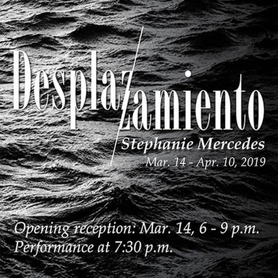 Desplazamiento: Stephanie Mercedes