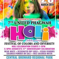 Festival of Colors and Diversity; 7th United Phagwah/Holi Celebration