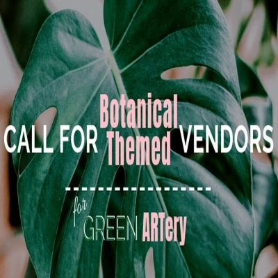 Green Artery | Call for Vendors