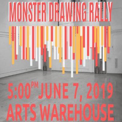 Monster Drawing Rally | Call to Artist