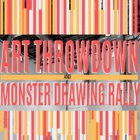 Monster Drawing Rally and Art Throwdown