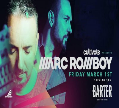 Marc Romboy by Cultivate