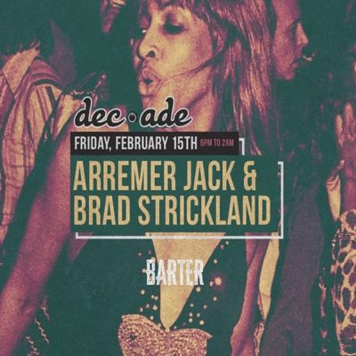 Arremer Jack & Brad Strickland by Decades