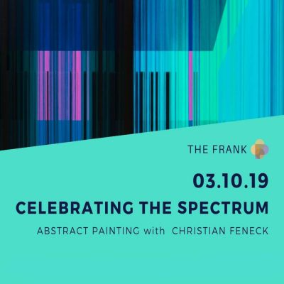 Free@TheFrank Workshop: Celebrating the Spectrum