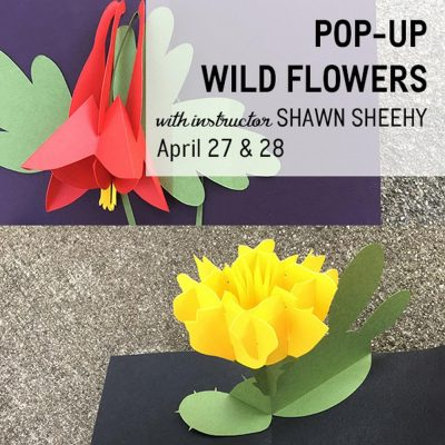 Pop-Up Native Wildflowers Workshop