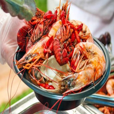 15th Annual Deering Seafood Festival