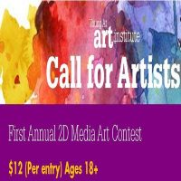 Call For Artists 2D Media Art Contest
