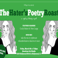The Hater's Poetry Roast