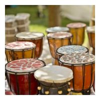 World Music Drumming for Kids and Teens!
