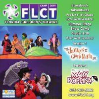 Florida Children's Theatre Summer Camp 2019