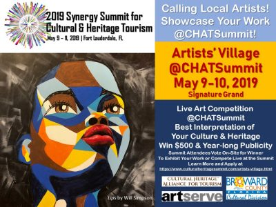 CHAT Summit Artists' Village & Live Artist Competition