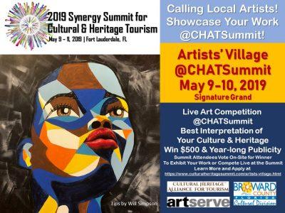 CHAT Summit Artists' Village & Live Artist C...
