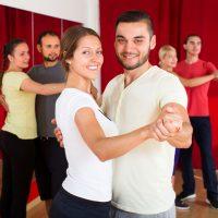 Latin and Ballroom Dance Group Class / Wednesdays at 6pm