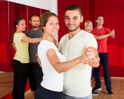 Latin and Ballroom Dance Group Class / Wednesdays at 6pm