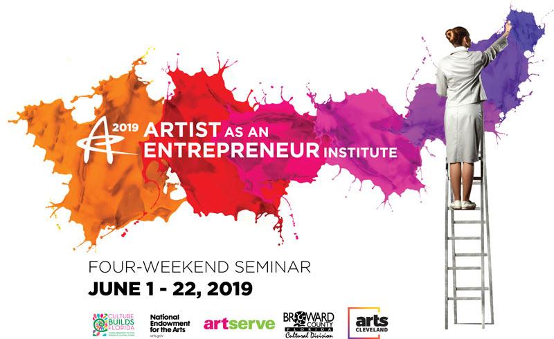 Artist as an Entrepreneur Institute (AEI) 2019