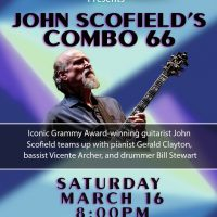 John Scofield's Combo 66 at Bailey Hall