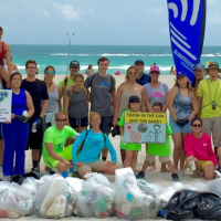 MODS Beach Cleanup