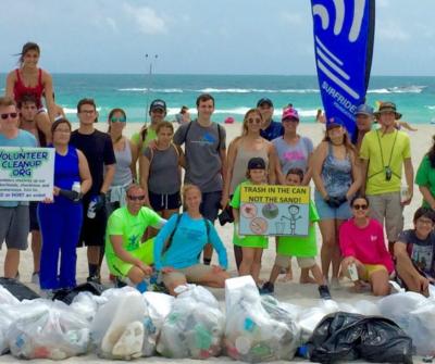 MODS Beach Cleanup