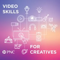 Video Skills for Creatives : Streaming from the Studio