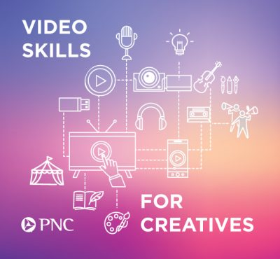 Video Skills for Creatives : Streaming from the St...