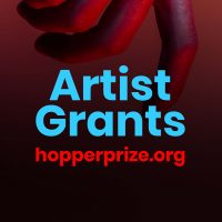 Grants for Artists | The Hopper Prize