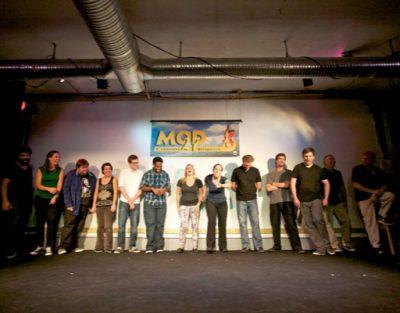 Mod 27 Comedy at Arts Garage