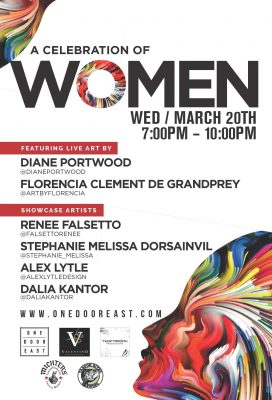 A Celebration of Women at One Door East