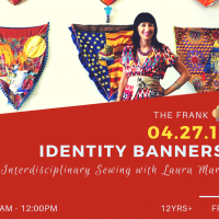 Free @ The Frank Workshop: Identity Banners!