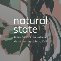 Natural State Exhibition at Arts Warehouse