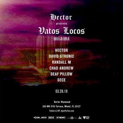 Miami Music Week - Vatos Locos