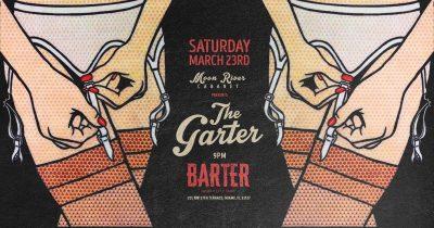 The Garter at Barter