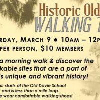 Historic Old Davie Walking Tour