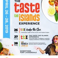 The Taste the Islands Experience