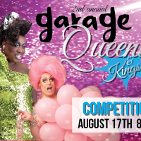 Monthly Garage Queens and Kings at Arts Garage