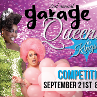 Garage Queens and Kings at Arts Garage