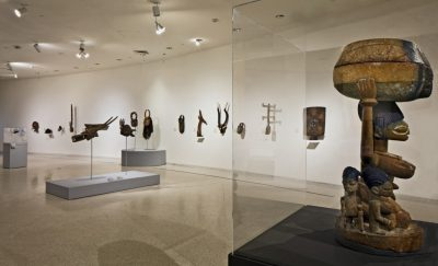 NSU Lecture Series: African Art and Peacebuilding